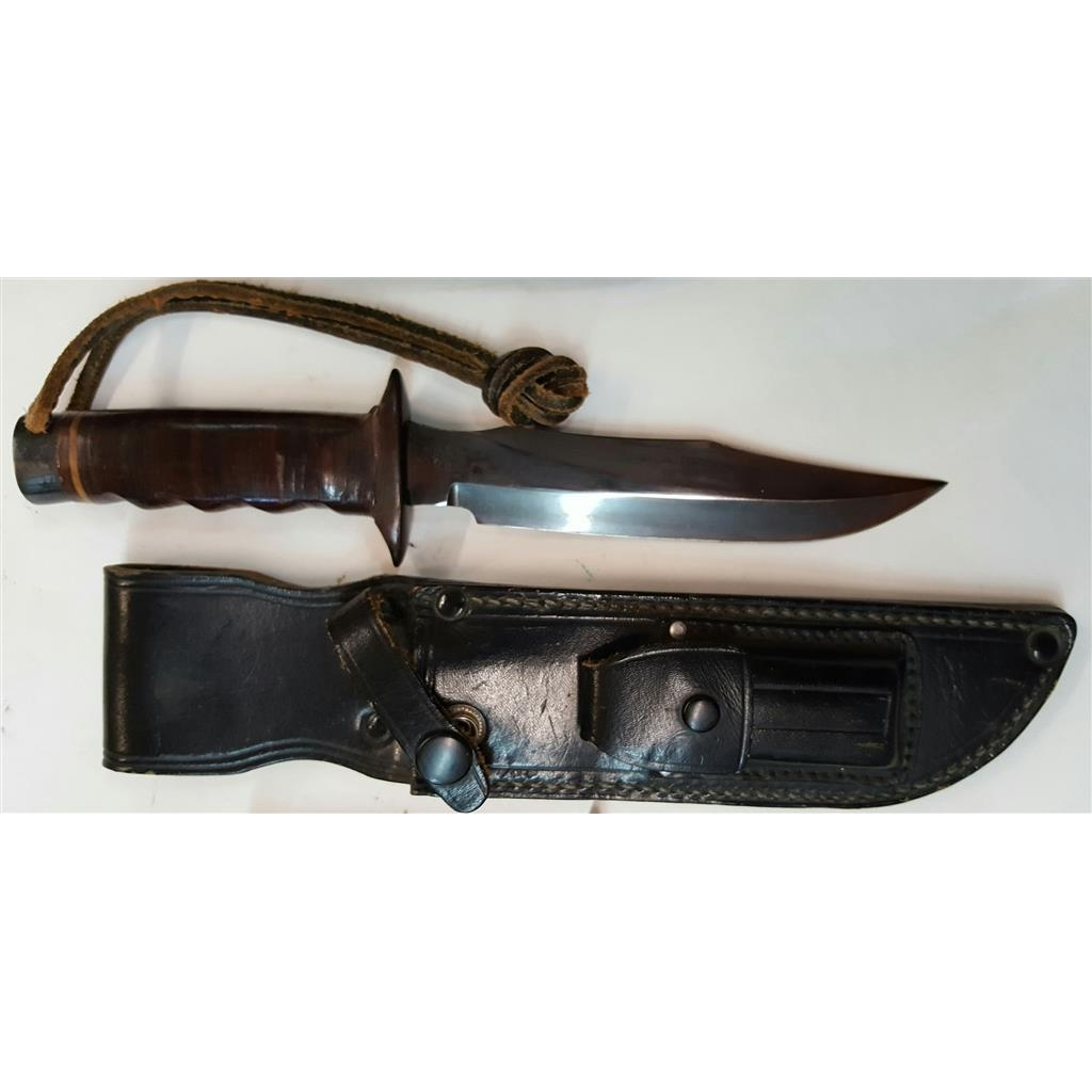 Vietnam US Special Forces Iron Guard SOG Knife – Battlefield